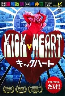 Kick-Heart - Poster / Capa / Cartaz - Oficial 2
