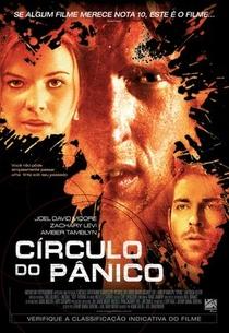 Circulo do Pânico - Poster / Capa / Cartaz - Oficial 2