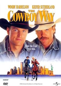 Jeito de Cowboy - Poster / Capa / Cartaz - Oficial 4