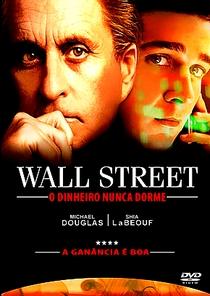 Wall Street: O Dinheiro Nunca Dorme - Poster / Capa / Cartaz - Oficial 4