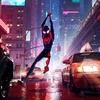 Homem-Aranha no Aranhaverso floresce nas ruas do Brooklyn