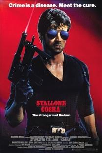 Stallone: Cobra - Poster / Capa / Cartaz - Oficial 4
