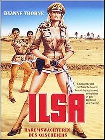 Ilsa - A Hiena do Harén - Poster / Capa / Cartaz - Oficial 1