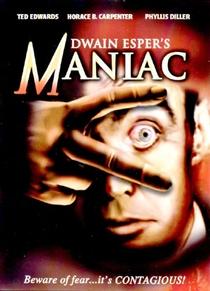 Maniac - Poster / Capa / Cartaz - Oficial 1