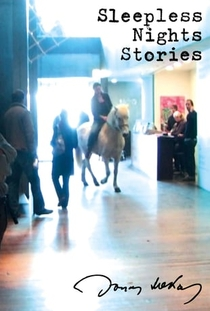 Histórias da Insônia - Poster / Capa / Cartaz - Oficial 1