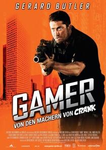 Gamer - Poster / Capa / Cartaz - Oficial 7