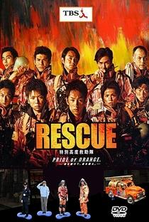 RESCUE - Poster / Capa / Cartaz - Oficial 3