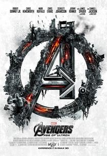Vingadores: Era de Ultron - Poster / Capa / Cartaz - Oficial 7