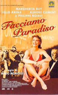 Em Busca do Paraíso - Poster / Capa / Cartaz - Oficial 2