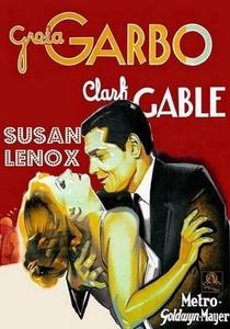 Susan Lenox - Poster / Capa / Cartaz - Oficial 1