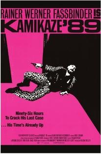Kamikaze '89 - Poster / Capa / Cartaz - Oficial 2
