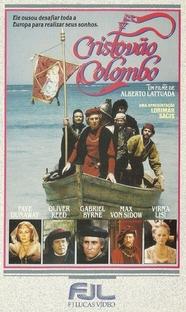 Cristóvão Colombo - Poster / Capa / Cartaz - Oficial 2