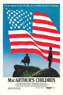 MacArthur's Children - Poster / Capa / Cartaz - Oficial 1
