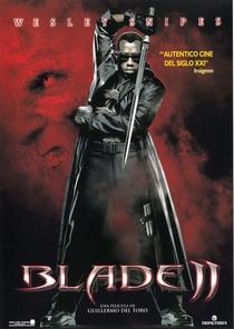 Blade II - O Caçador de Vampiros - Poster / Capa / Cartaz - Oficial 5