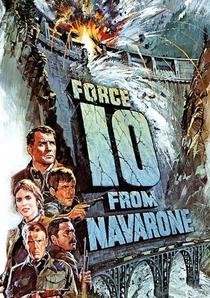 O Comando 10 de Navarone - Poster / Capa / Cartaz - Oficial 8