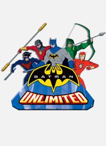 Batman Sem Limites: Instintos Animais - Poster / Capa / Cartaz - Oficial 2