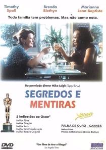 Segredos e Mentiras - Poster / Capa / Cartaz - Oficial 2