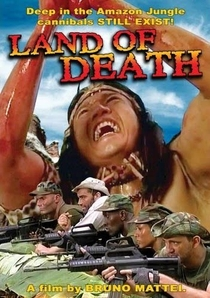Land of Death - Poster / Capa / Cartaz - Oficial 1