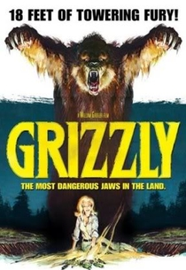 Grizzly A Fera Assassina - Poster / Capa / Cartaz - Oficial 1