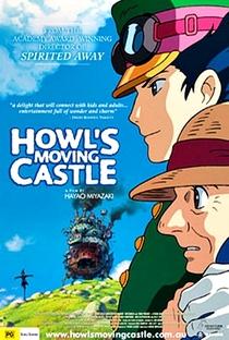 O Castelo Animado - Poster / Capa / Cartaz - Oficial 26