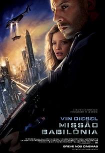 Missão Babilônia - Poster / Capa / Cartaz - Oficial 8