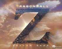 Dragon Ball Z: Saiyan Saga - Poster / Capa / Cartaz - Oficial 2