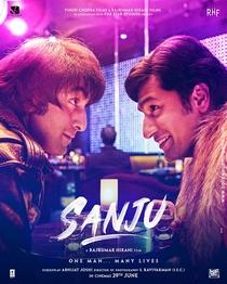 Sanju - Poster / Capa / Cartaz - Oficial 14