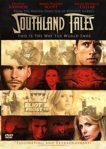 Southland Tales - O Fim do Mundo - Poster / Capa / Cartaz - Oficial 1