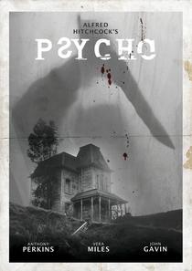 Psicose - Poster / Capa / Cartaz - Oficial 11