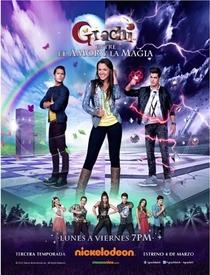 Grachi (3ª Temporada) - Poster / Capa / Cartaz - Oficial 1