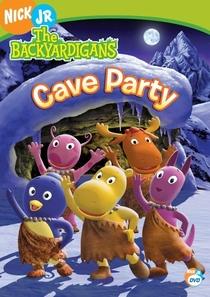 Backyardigans - Festa na Caverna - Poster / Capa / Cartaz - Oficial 2