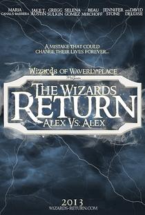 O Retorno dos Feiticeiros: Alex vs. Alex - Poster / Capa / Cartaz - Oficial 2