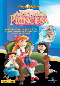 A Pequena Princesa - Poster / Capa / Cartaz - Oficial 1