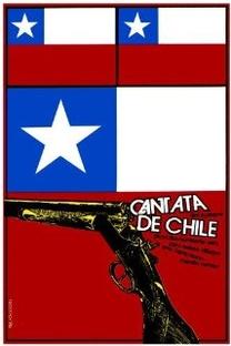 Cantata do Chile - Poster / Capa / Cartaz - Oficial 1