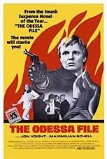 O Dossiê de Odessa - Poster / Capa / Cartaz - Oficial 1
