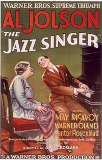 O Cantor de Jazz - Poster / Capa / Cartaz - Oficial 1