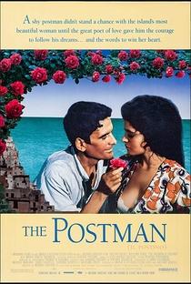 O Carteiro e o Poeta - Poster / Capa / Cartaz - Oficial 5