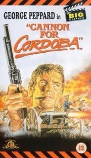 Canhões para Córdoba - Poster / Capa / Cartaz - Oficial 1