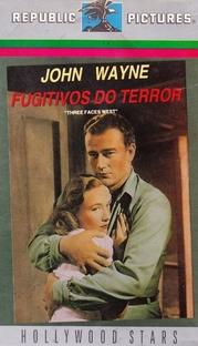 Fugitivos do Terror - Poster / Capa / Cartaz - Oficial 2
