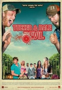 Tucker & Dale Contra o Mal - Poster / Capa / Cartaz - Oficial 3