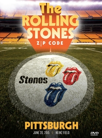Rolling Stones - Pittsburgh 2015 - Poster / Capa / Cartaz - Oficial 1