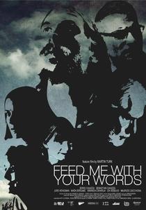 Alimente-me com Palavras - Poster / Capa / Cartaz - Oficial 1