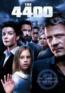 Os 4400 (2ª Temporada) - Poster / Capa / Cartaz - Oficial 1