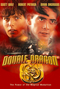 Double Dragon - Poster / Capa / Cartaz - Oficial 7