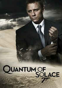 007 - Quantum of Solace - Poster / Capa / Cartaz - Oficial 10