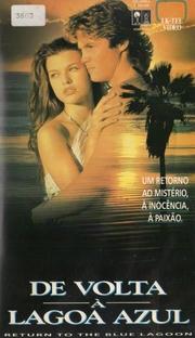 De Volta à Lagoa Azul - Poster / Capa / Cartaz - Oficial 2