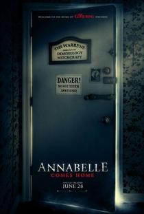 Annabelle 3: De Volta Para Casa - Poster / Capa / Cartaz - Oficial 2