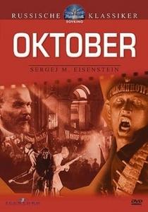 Outubro - Poster / Capa / Cartaz - Oficial 2