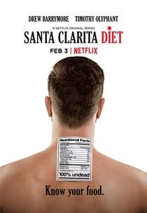 Santa Clarita Diet (1ª Temporada) - Poster / Capa / Cartaz - Oficial 8
