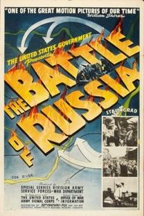 Batalha da Rússia - Poster / Capa / Cartaz - Oficial 1